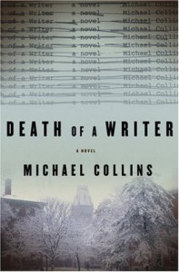 Death of a Writer: A Novel - Michael Collins