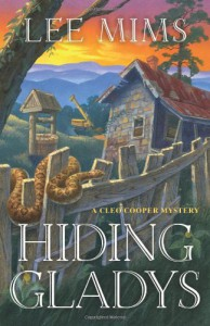 Hiding Gladys (A Cleo Cooper Mystery) - Lee Mims