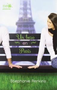Un beso en París  - Stephanie Perkins, Mar Mañes Bordes
