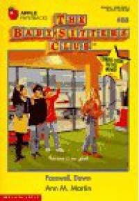 Farewell, Dawn (The Baby-Sitters Club, #88) - Ann M. Martin