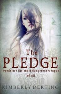The Pledge  - Kimberly Derting