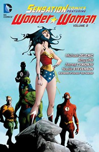 Sensation Comics Featuring Wonder Woman Vol. 2 - Ryan Benjamin, James Tynion,  Noelle Stevenson