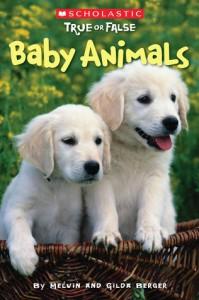 Baby Animals - Melvin A. Berger, Gilda Berger