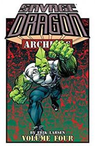 Savage Dragon Archives Vol. 4 - Erik Larsen