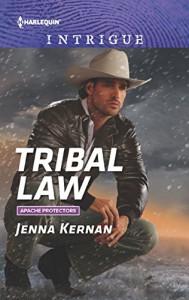 Tribal Law (Apache Protectors) - Jenna Kernan
