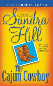 The Cajun Cowboy - Sandra Hill