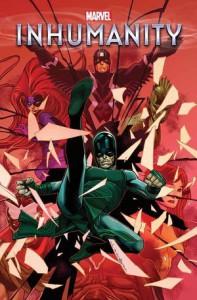 Inhumanity - Marvel Comics