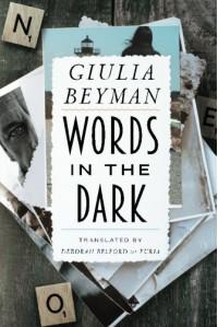 Words in the Dark (Nora Cooper Mysteries) - Giulia Beyman, Deborah Belford de Furia
