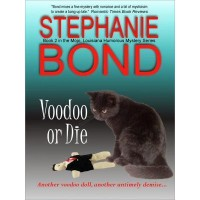 Voodoo or Die (The Mojo, #2) - Stephanie Bond