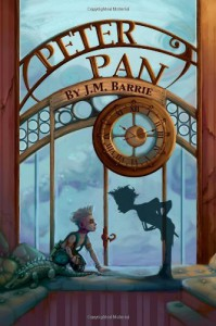 Peter Pan - J.M. Barrie, Sara Twitty