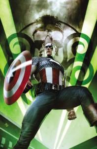 Captain America: Hail Hydra - Harvey Tolibao, Tom Scioli, Kyle Hotz, Sergio Cariello, Phil Winslade, Jonathan Maberry