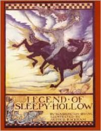 The Legend of Sleepy Hollow - Washington Irving, Arthur Rackham