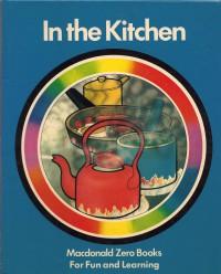 In The Kitchen - Peter Usborne