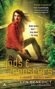 Gods & Monsters - Lyn Benedict