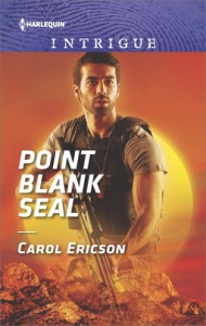 Point Blank SEAL (Red, White and Built) - Carol Ericson