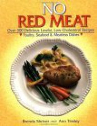 No Red Meat - Brenda Shriver, Ann Tinsley