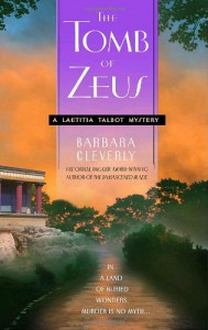 The Tomb of Zeus - Barbara Cleverly