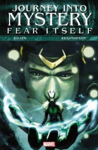 Journey Into Mystery: Fear Itself - Kieron Gillen