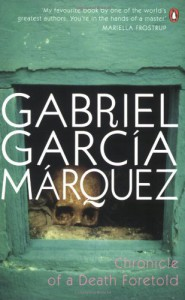 Chronicle of a Death Foretold - Gregory Rabassa, Gabriel García Márquez