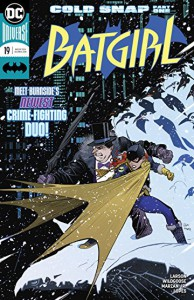 Batgirl #19 - Hope Larson, Chris Wildgoose