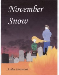 November Snow - Shannon A. Thompson