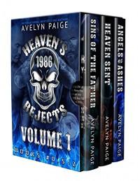 Heaven's Rejects MC Vol. 1 (Heaven's Rejects Bundle) Kindle Edition - Avelyn Paige