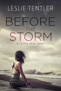 Before the Storm - Leslie Tentler