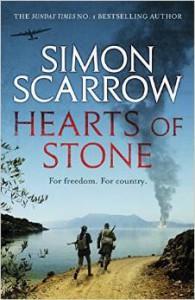 Hearts of Stone - Simon Scarrow