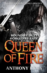 Queen of Fire - Anthony  Ryan