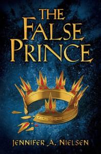 The False Prince (The Ascendance Trilogy, #1) - Jennifer A. Nielsen