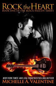 Rock the Heart - Michelle A. Valentine