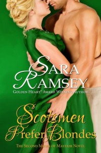 Scotsmen Prefer Blondes  - Sara Ramsey