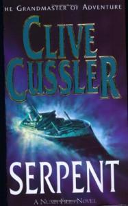 Serpent - Clive Cussler