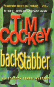 Backstabber: A Hitchcock Sewell Mystery (Hitchcock Sewell Mysteries) - Tim Cockey