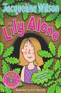 Lily Alone - Jacqueline Wilson, Nick Sharratt