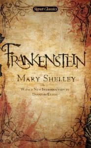 Frankenstein - Mary Shelley, Harold Bloom