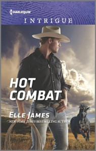 Hot Combat (Ballistic Cowboys) - Elle James