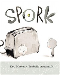 Spork by Kyo Maclear (2010-09-01) - Kyo Maclear