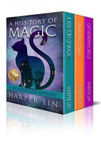 The Wonder Cats Mysteries 3-Book Box Set: Books 1-3 - Harper Lin
