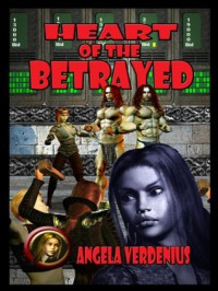 Heart of the Betrayed - Angela Verdenius