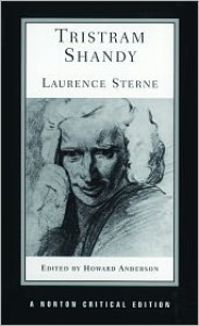 Tristram Shandy (Norton Critical Editions) - Laurence Sterne, Howard Peter Anderson