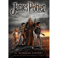 James Potter and the Curse of the Gate Keeper (James Potter, #2) -  Johnny Atomic, G. Norman Lippert