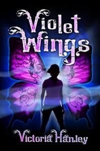 Violet Wings - Victoria Hanley
