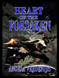 Heart of the Forsaken - Angela Verdenius
