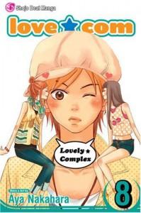 Love Com, Vol. 8 (Love.com (Viz Media)) - Aya Nakahara