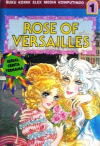 Rose of Versailles Vol. 1 - Riyoko Ikeda