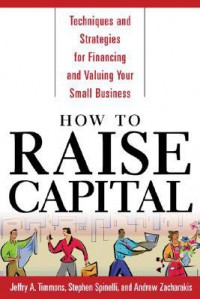 How to Raise Capital : Techniques and Strategies for Financing and Valuing your Small Business - Jeffrey Timmons, Andrew Zacharakis, Stephen Spinelli