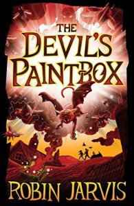 The Devil's Paintbox (The Witching Legacy) - Robin Jarvis