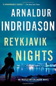 Reykjavik Nights: An Inspector Erlendur Novel (An Inspector Erlendur Series) - Arnaldur Indridason