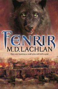 Fenrir (Craw Trilogy, #2) - M.D. Lachlan